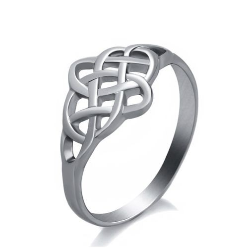 Anello nodo celtico